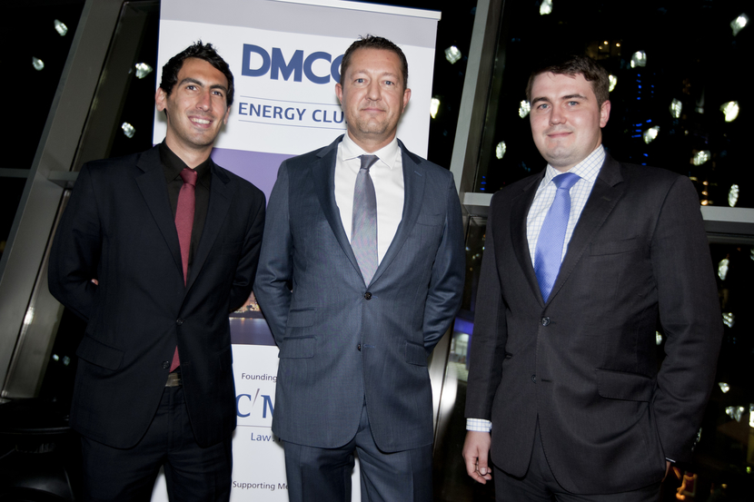 Belal Jassoma (first from left) is product development manager at DMCC Free Zone.