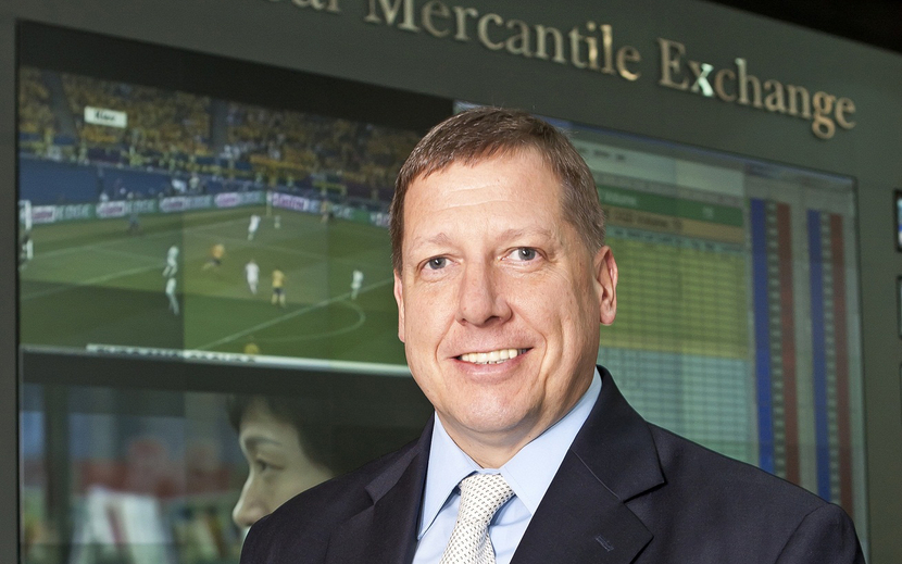 Christopher Fix, chief executive of DME.