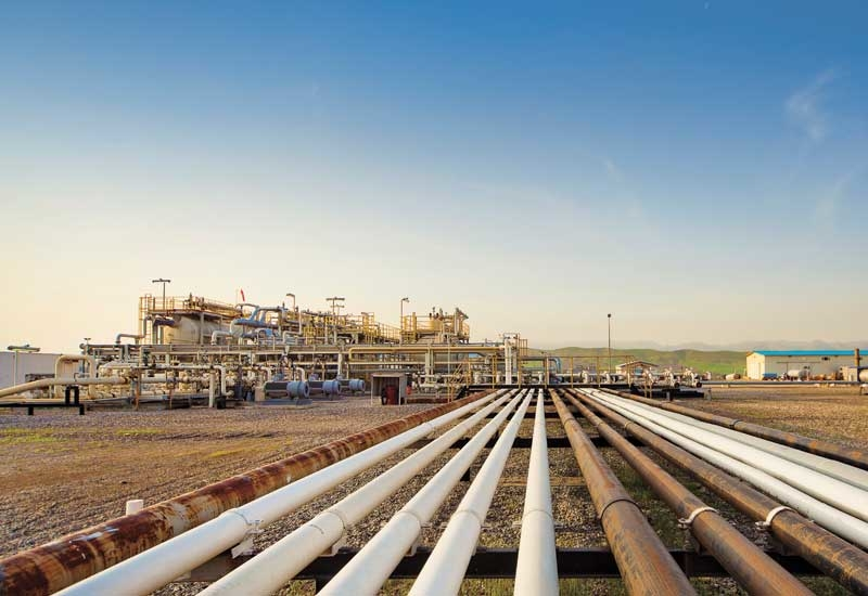 The Tawke licence contains the Tawke and Peshkabir fields which has a combined year-to-date production averaged at 110,000 barrels of oil per day.
