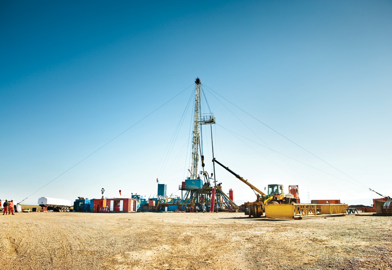 Peshkabir-1 well is the deepest yet for DNO in Iraq, at 4,092 metres.