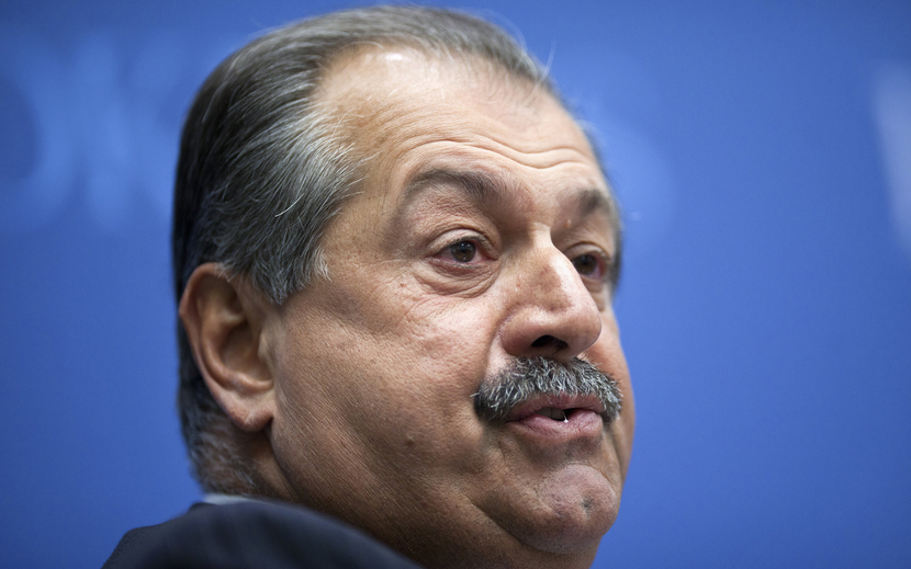 Andrew N. Liveris, Dow?s chairman and chief executive officer.