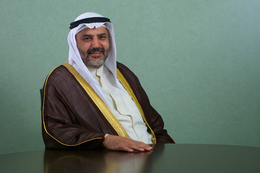 Abdel Al-Sabeeh, chairman of Dana Gas.