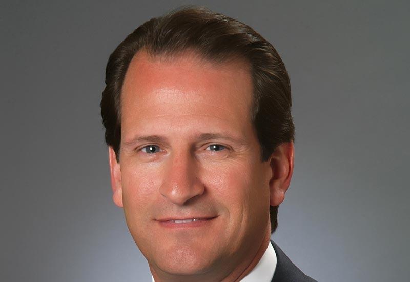 David Seaton, chairman and CEO, Fluor.