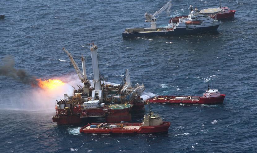 BP originally set aside $7.8bn for compensation claims.