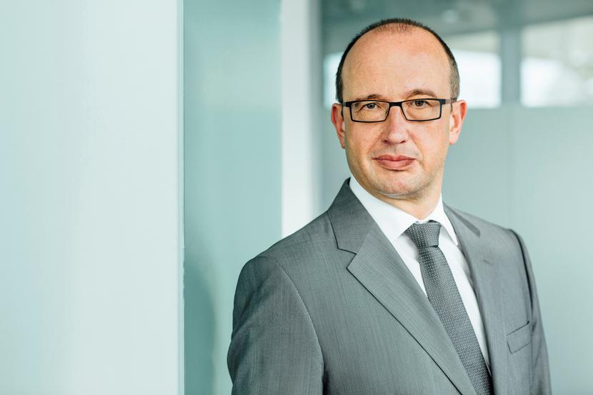 Dietmar Siersdorfer, CEO, Siemens Middle East.