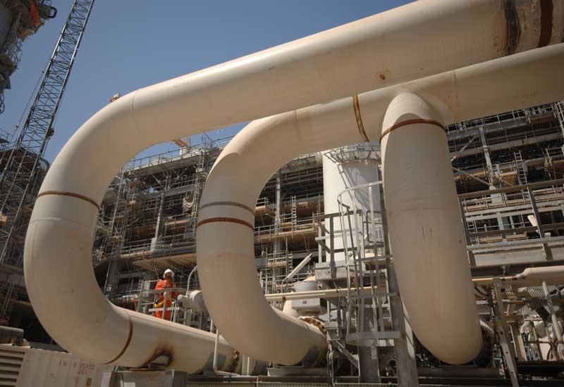 EPC tender follows Dolphin's successful $1.3 billion bond issue.