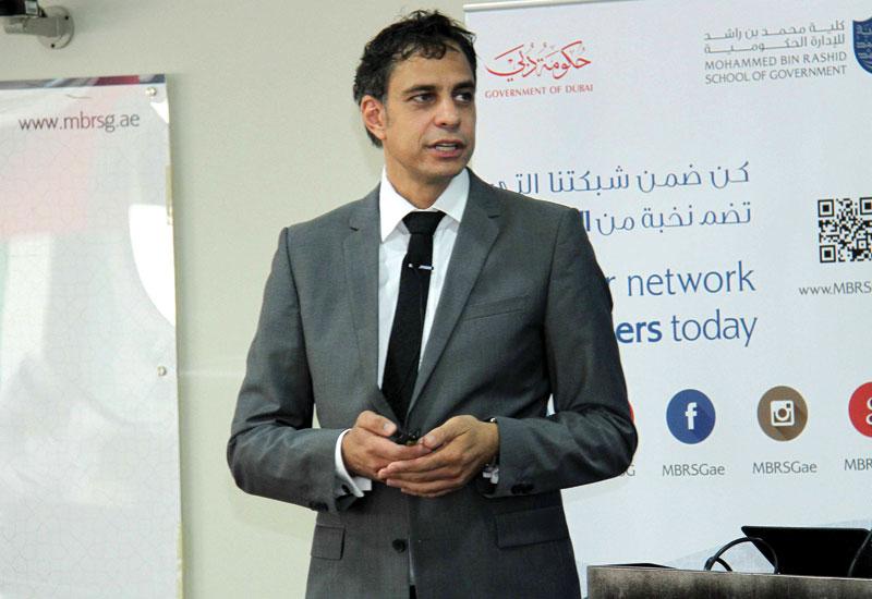 Dr Hichem Maya, head of industries, SAP MENA.