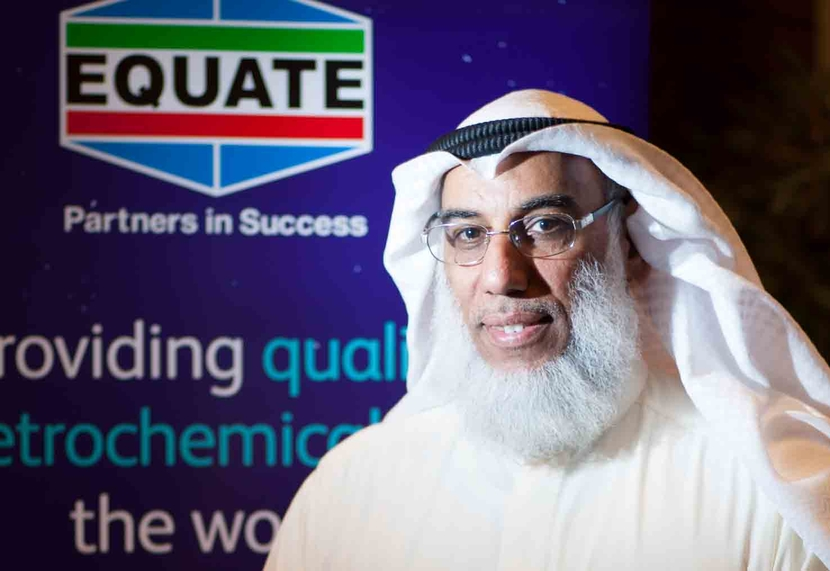 Mohammad Husain has served as Equate's president and chief executive since April 2012.