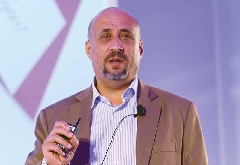 Edmond Mikhael, general manager, META, Honeywell Safety & Productivity Solutions.