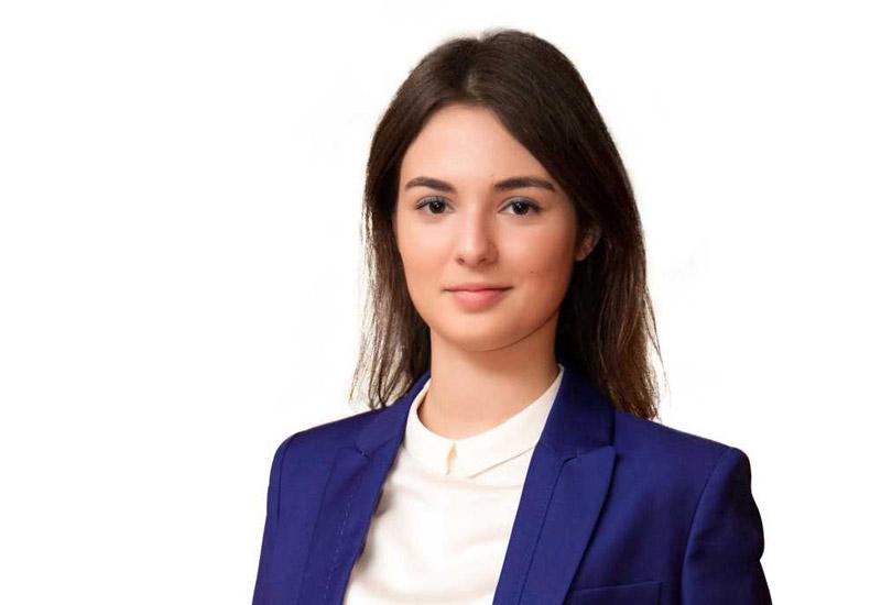 Ekaterina Kalinenko.