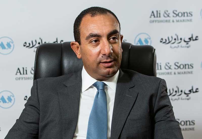 Emad Elatreby, general manager of ASMEF.