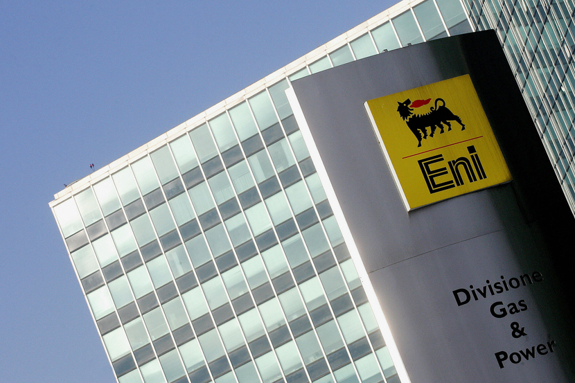 Eni is a major oil and gas operator in Egypt.