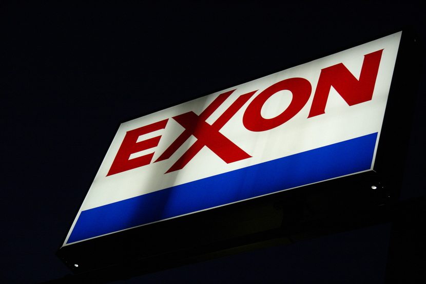 Workers at ExxonMobil Egypt facilities have been on strike since 7 April. GETTY IMAGES