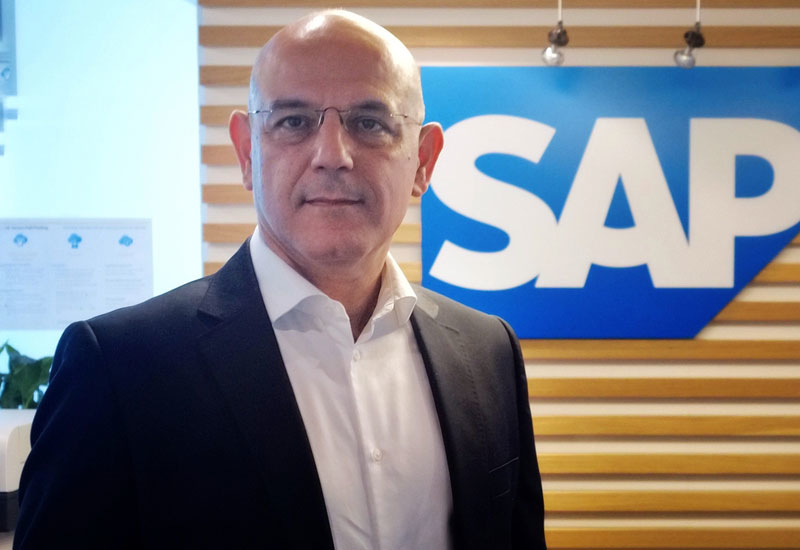 Fawwaz Qadan, head of Platforms and Innovations at SAP MENA.