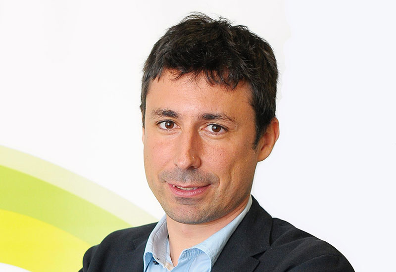 Francisco Salcedo is the senior vice president of Digital Services at Etisalat