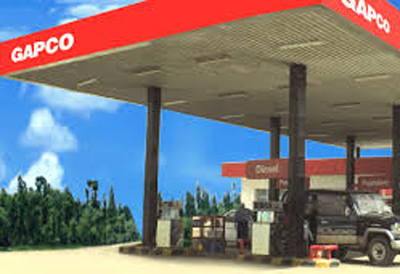 GAPCO is primarily engaged in petroleum product import and trading, storage, distribution, marketing, supply and transportation of oil products in East Africa.