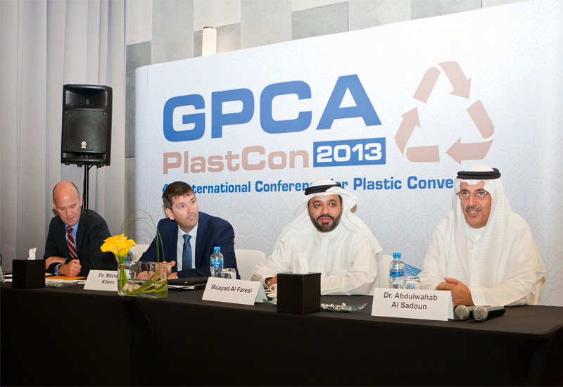 The GPCA PlasCon looked at different kinds of conversion industries that can be set-up in the region.
