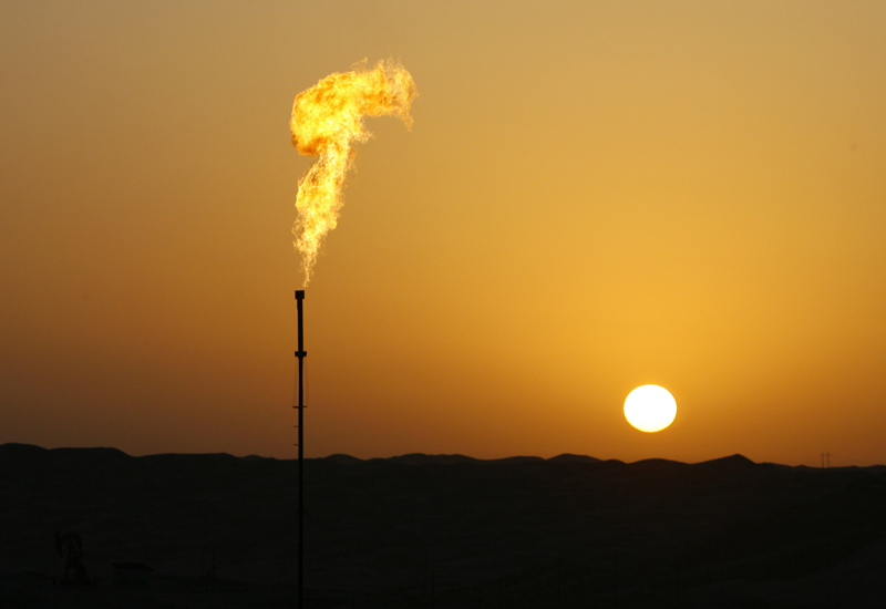 Flaring, Total, NEWS, Offshore, Exploration & Production