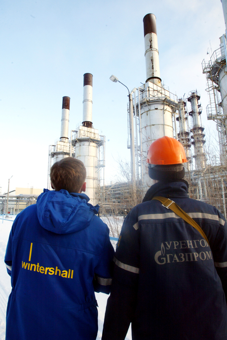 Wintershall is one of the European oil and gas companies looking to invest in Iran.