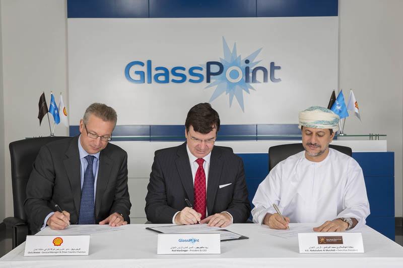 EOR, GlassPoint, PDO, NEWS, International News