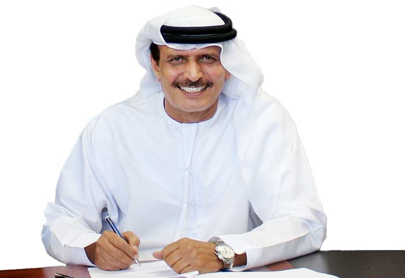 HE Khamis Juma Buamim, board member, managing director and group CEO, Gulf Navigation Holding.