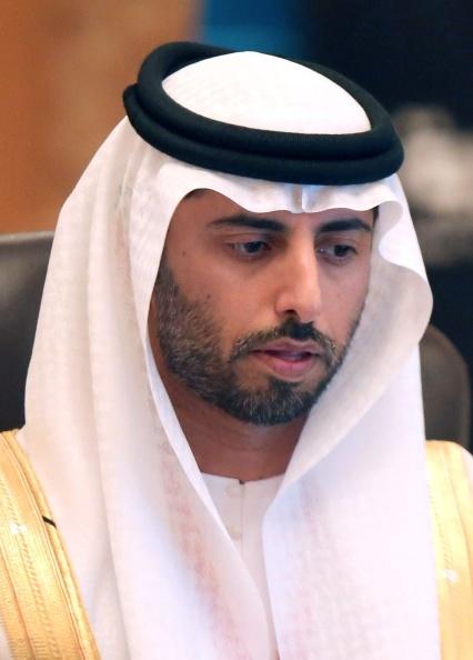 HE Suhail Mohamed Al Mazrouei, Minister of Energy, UAE.