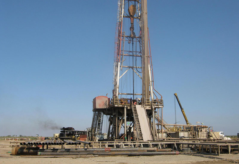 A growing drilling market in Iraq continues to lead the region.