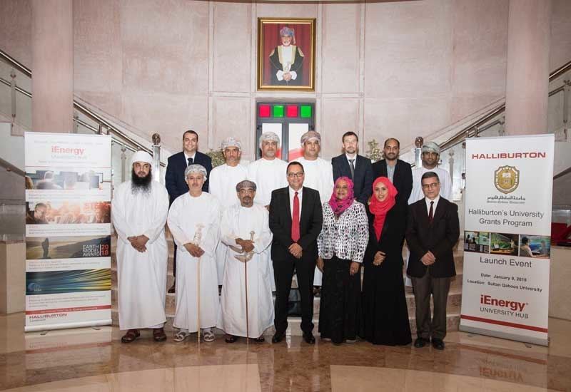 US multinational Halliburton has made a multi million dollar grant to aid engineers in Oman.