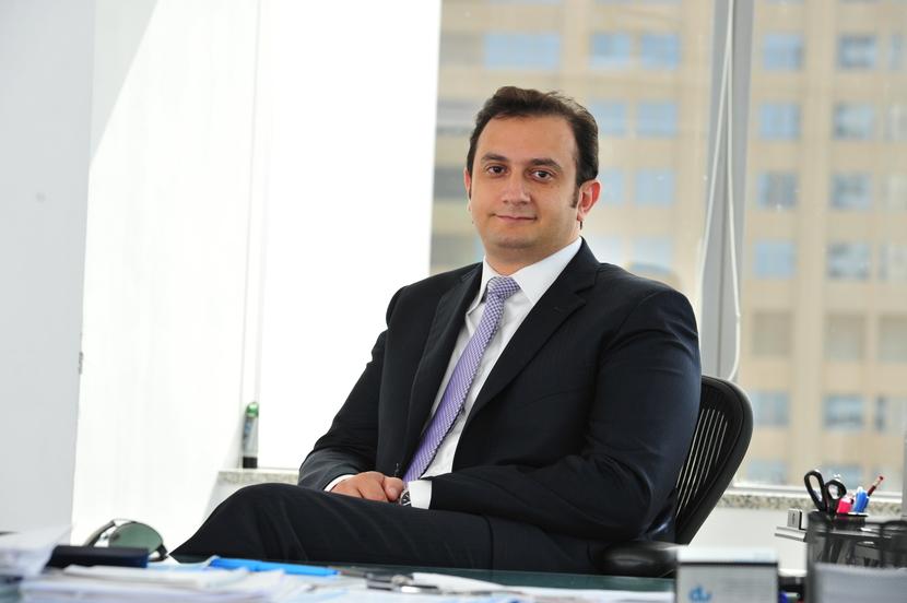 Hany Fahmy Aly, executive vice president, Enterprise Business, du.
