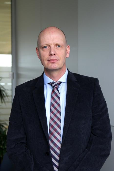Hendrik Schaake, Business Development Manager at Endress+Hauser.