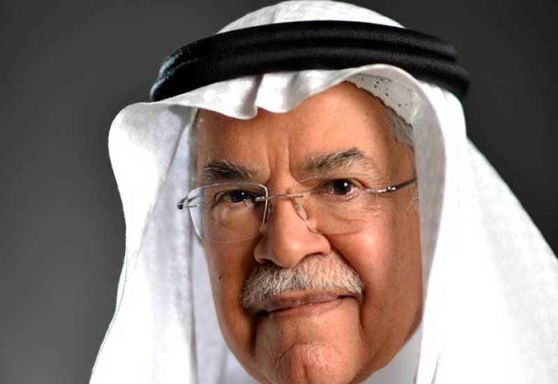 His Excellency Ali Al-Naimi, former minister of petroleum and mineral resources, Kingdom of Saudi Arabia.