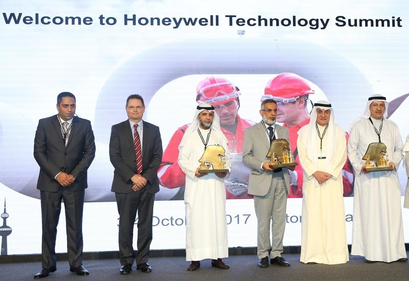 Under the patronage of KNPC, more than 300 industry stakeholders from Kuwait's oil and gas sector gathered at the inaugural Honeywell Technology Summit.
