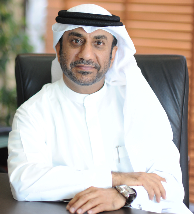 Ibrahim Mohamed Al Janahi, deputy CEO of Jafza and COO of Economic Zones World (EZW)