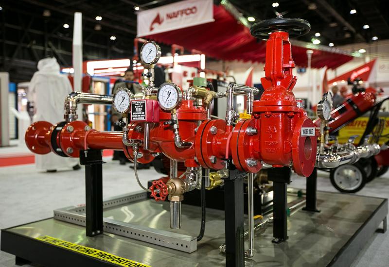 Many industry players perceive the fire protection industry to be a conservative one in terms of new product development.