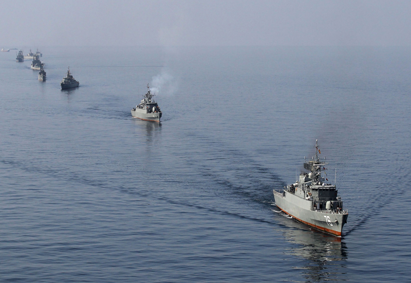 Iran Strait of Hormuz