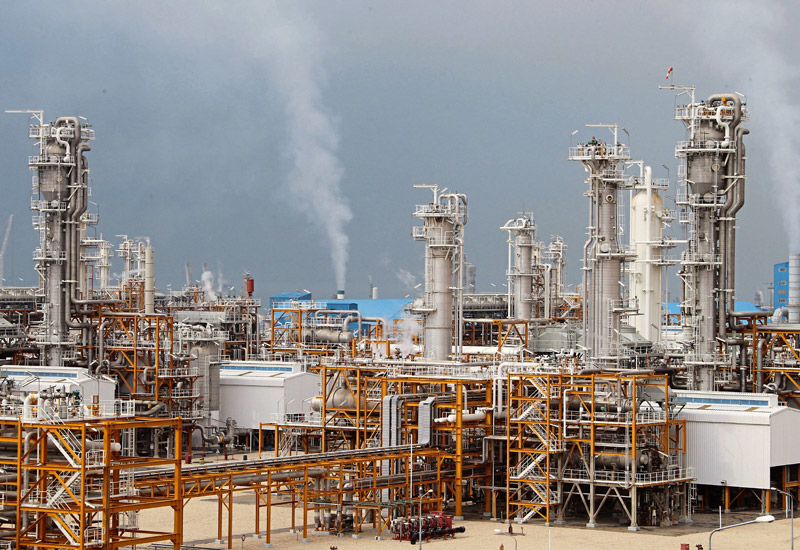 Iran recently began sour gas recovery from Phase 19's SPD2 platform.