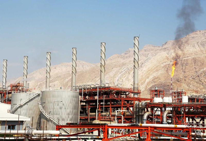 Iran's in-place reserves of natural gas stand at 55 tcm of which 33 tcm could be recovered at a rate of around 70%.