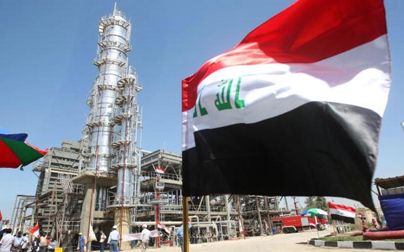 Iraq owes billions of dollars to oil firms.