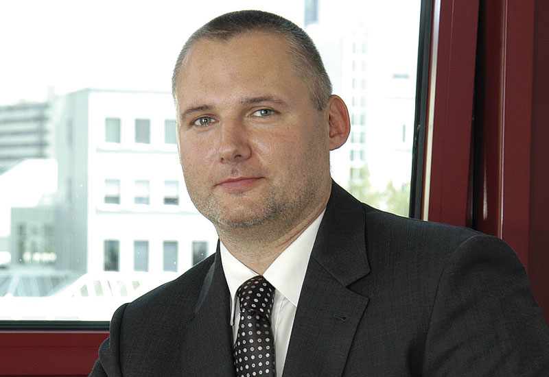 Joerg Theis, global vice president, oil, gas and chemicals, ABB.