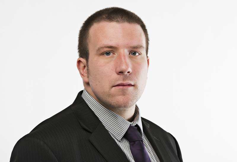 James Morgan is the editor of weekly magazine Construction Week.