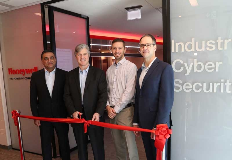 The centre was inaugurated by Jeff Zindel, vice president and general manager, Honeywell Industrial Cyber Security during a launch event that showcased the solutions within the COE.