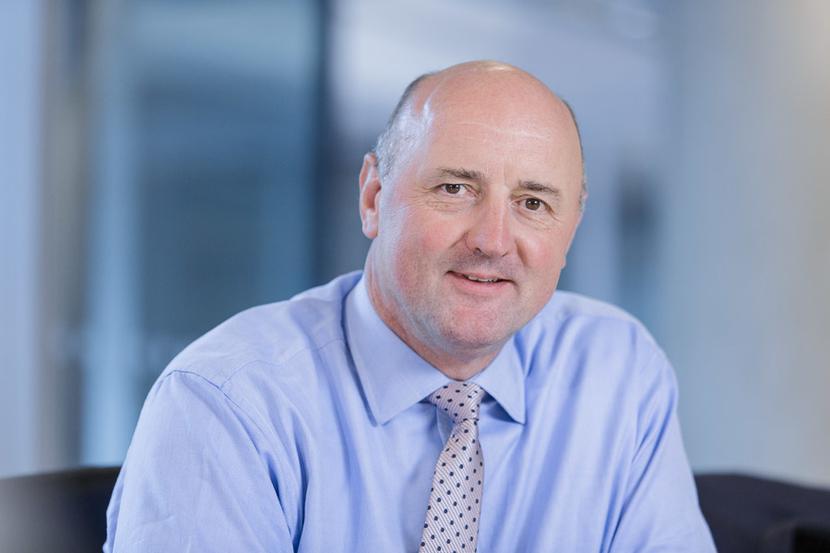 John Wishart, president of Lloyd's Register Energy.
