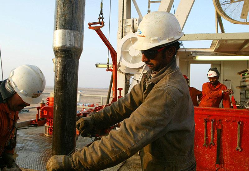 A Kuwait Oil Company worker.
