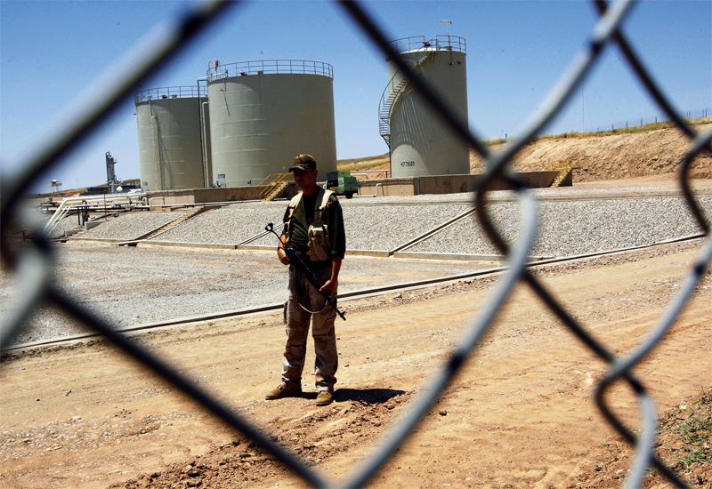 The Kurdistan - Iraq standoff is helping Kurdistan more as companies in Iraq seem to be struggling to increase production rates
