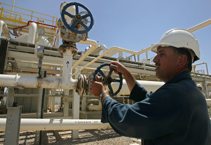 If Baghdad does not make oil payments by 15 September the KRG says it will suspend exports again. GETTY IMAGES