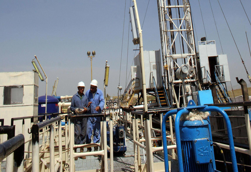 Afren and Hunt Oil have found 312 metres of light oil discovered in Ain Sifni PSC area.