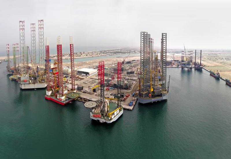 The rigs will be built at Lamprell's Hamriyah facility in Sharjah.