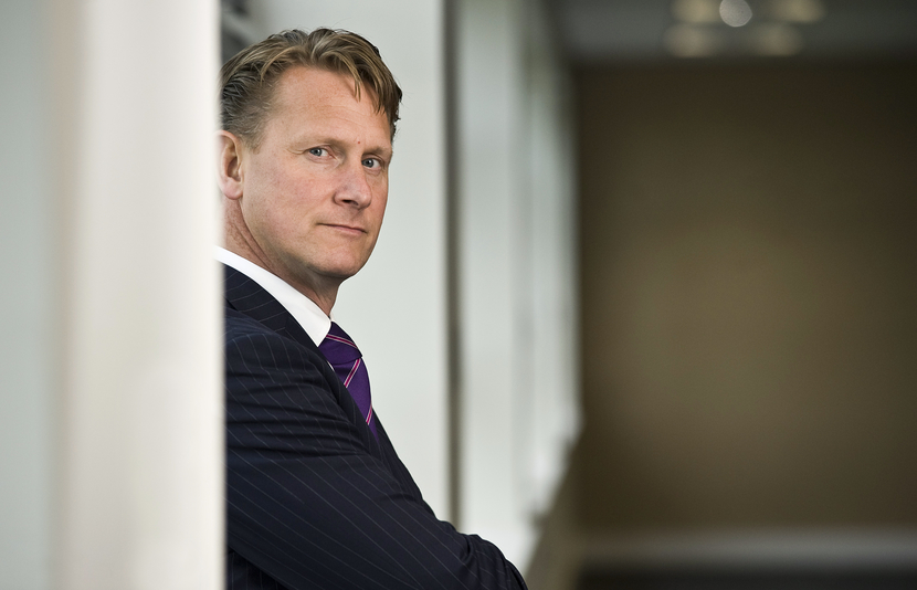 Leo Koot, managing director of TAQA?s UK oil and gas business.