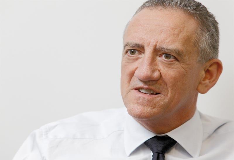 Lewis Affleck, managing director of Maersk Oil Qatar.