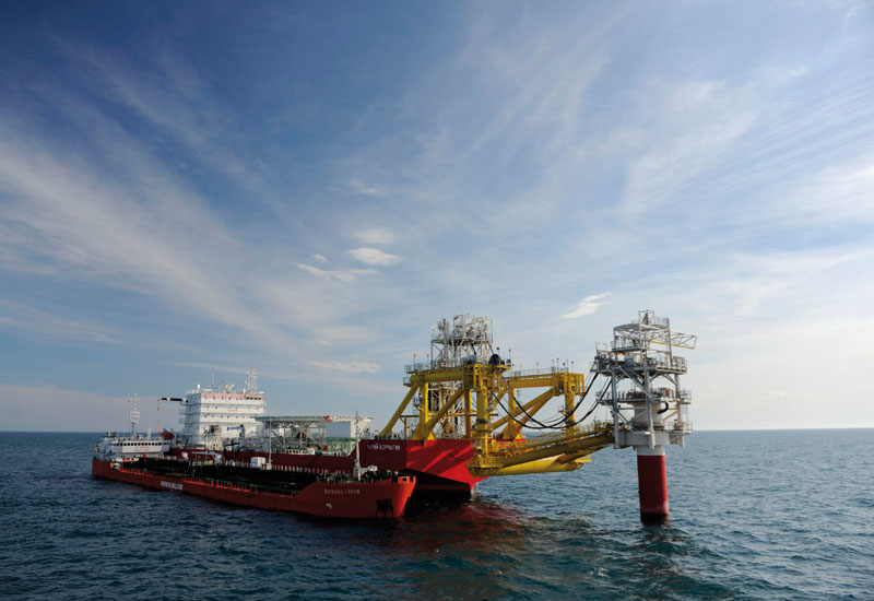 One of the oil carriers arrived in Sicily on the 1st of September.